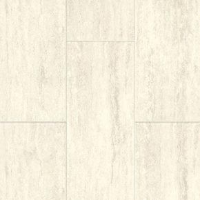 Laminato AQUCLA-TRW/01 TRAVERTIN WHITE Aquastep Stone